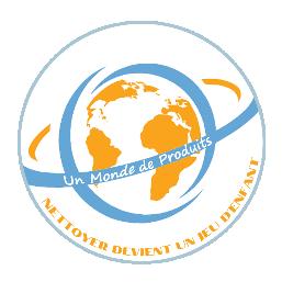 Logo Un monde de produits d'entretien